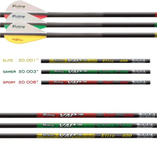 VICTORY VAP 166 V6 SPORT CARBONSHAFT (Victory Accuracy & Performance)