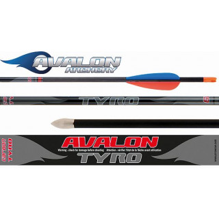AVALON FERTIGPFEIL CARBON TYRO - EP 23/ IN-NOCK /ONE PIECE POINT